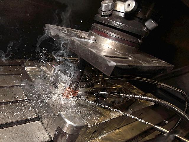 機械加工法敘述